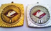 Медаль. Всесоюзные соревнования 1977г.
